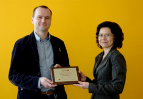 Infosys BPO Poland awarded the title 'Most Dynamically Developing Company'