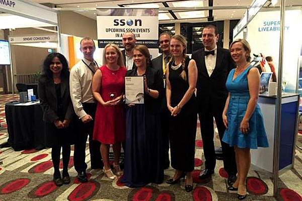 Outsourcing SSON Excellence Awards